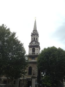 St-Giles-in-the-Fileds