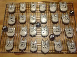 Totoro-cooies