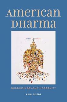 Book Cover American dharma by Ann Glieg